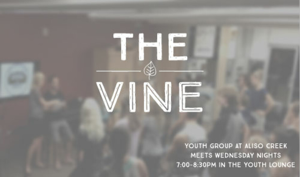 Youth Group (7:00pm)