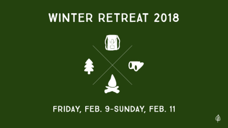 The Vine Winter Retreat 2018